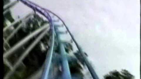 Drachen Fire (Busch Gardens Williamsburg) - Onride - (720p)