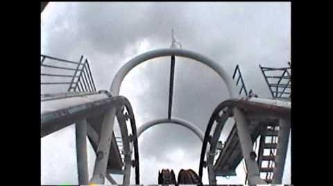 Ultra Twister (HD POV) Six Flags AstroWorld