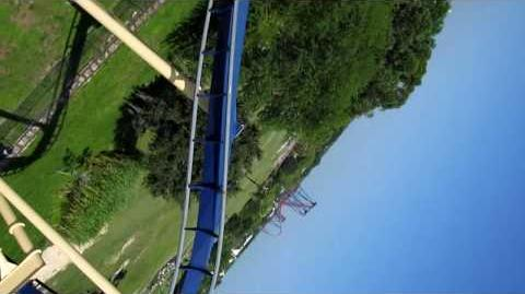 Montu (Busch Gardens Tampa) - OnRide - (720p)