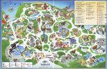 Sea World San Diego map
