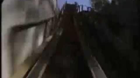 Voyage (Holiday World) - OnRide - (360p)