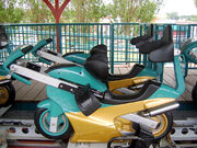 Motorbike Seating