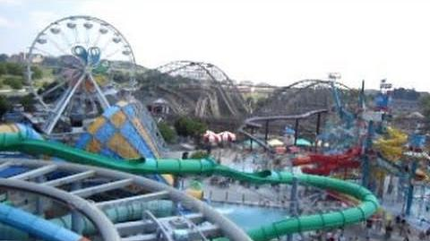 HersheyPark - Ride On Wild Mouse, front seat ride POV! Wow! Hershey Park rollercoaster