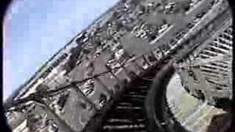 The Wildcat POV at Hershey Park