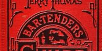 Jerry Thomas' Bartender's Guide