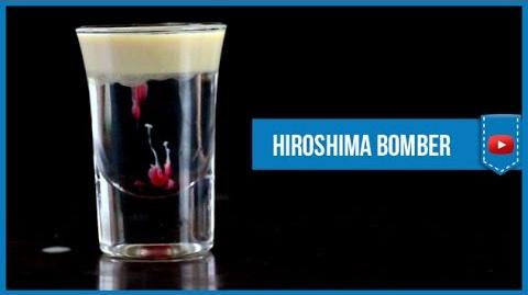 Hiroshima Bomber Shot - How to make Video Cocktail Recipe by Drink Lab (Popular)