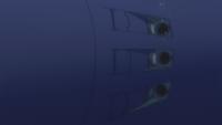 Black Knights' Submarine - Torpedo Lanchers