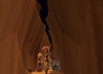 The Desert Underground Tunnels