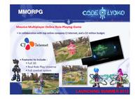 Code Lyoko MMORPG - Sumemr 2012 Launch!