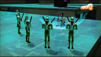 The ninjas traps the group Evo24