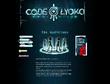 2012 Website Code Lyoko