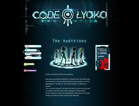 2012 Website Code Lyoko