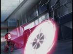 Hard Luck Yumi throws a Fan image 1