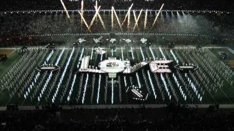 Super Bowl XLV 2011 - Halftime Show - Black Eyed Peas HD Full