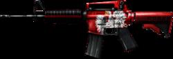 M4A1 Polish High Resolution