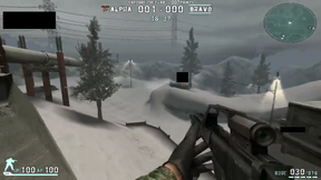 Snow Alpha1