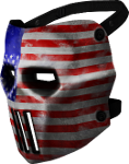 Patriot Skull Mask (USA) Main