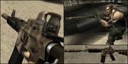M4A1 SOPMOD Overview