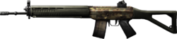 SG550 Hot Shot High Resolution