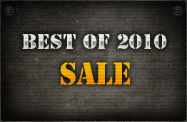 Best of 2010 SALE