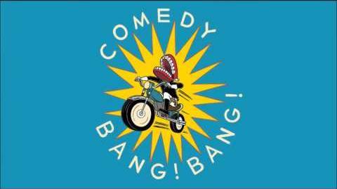 Comedy Bang Bang - Bjork Sings Silent Night
