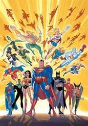 DC ANIMATED UNIVERSE