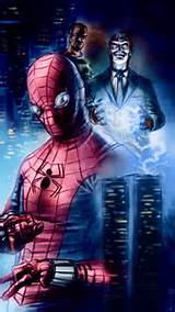 JAMES CAMERON SPIDER-MAN
