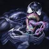 Venom art work