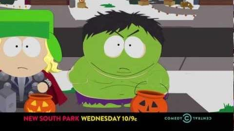South Park Promo - Trick or Treat