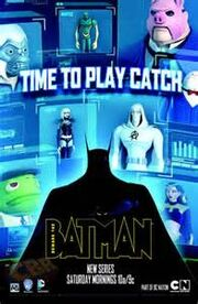 BEWARE THE BATMAN PROMO