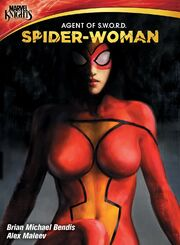 SPIDERWOMAN MOTION COMIC