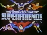 THE WORLD'S GREATEST SUPER FRIENDS