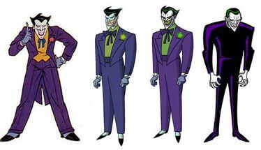 DCAU jokers
