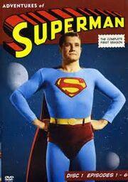 ADVENTURES OF SUPERMAN TV SERIES