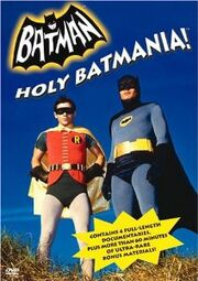 Holy batmania dvd