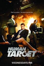 Human target tv 2010