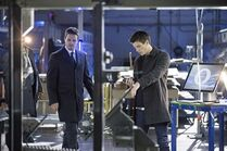 Barry allen on Arrow (5)