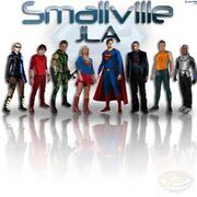 Smallville jla group
