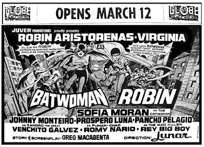 Batwoman and Robin- 3-12-72- small file