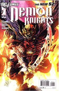 Demon Knights 1