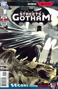 Batman Streets of Gotham 1