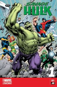 Savage Hulk 1