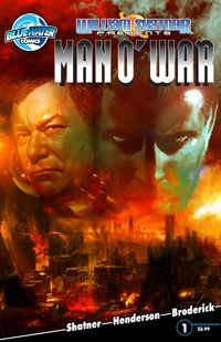 William Shatner Presents Man O War 1