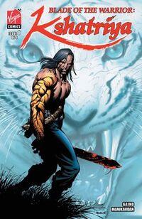 Blade of the Warrior Kshatriya 1