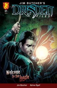 Jim Butcher's The Dresden Files- Welcome to the Jungle 1