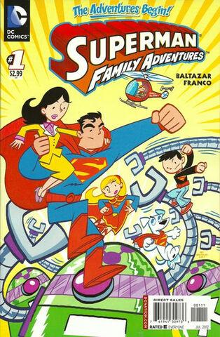 File:Superman Family Adventures 1.jpg