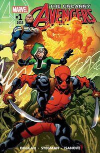Uncanny Avengers 2015 1