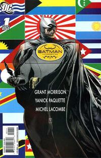 Batman Inc 1