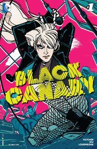 Black Canary 1 2015