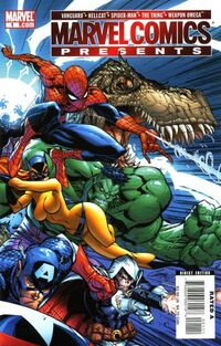 Marvel Comics Presents 1